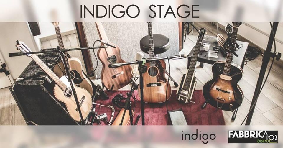 Indigo Stage