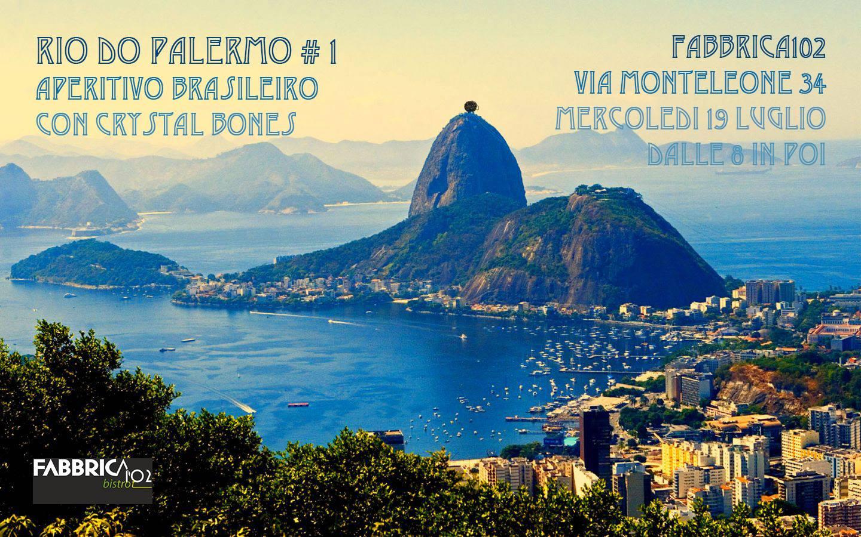 Rio Do Palermo – aperitivo brasileiro