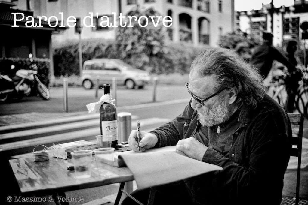 Parole d'altrove – Vincenzo Costantino (Cinaski)