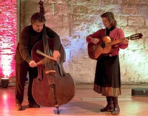 Una Musica reale – Lelio Giannetto e Matilde Politi
