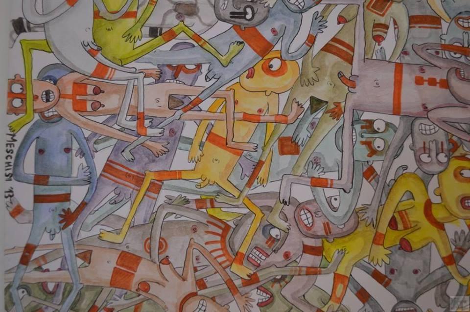 CALEIDOSCOPIO- molteplici visioni contemporanee