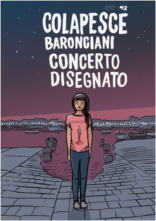 Martedì 8 dicembre- COLAPESCE BARONCIANI – CONCERTO DISEGNATO