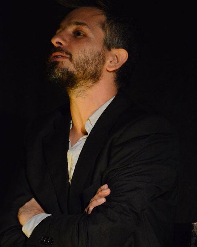 1 Novembre- Danlenuàr – di e con Giacomo Guarneri