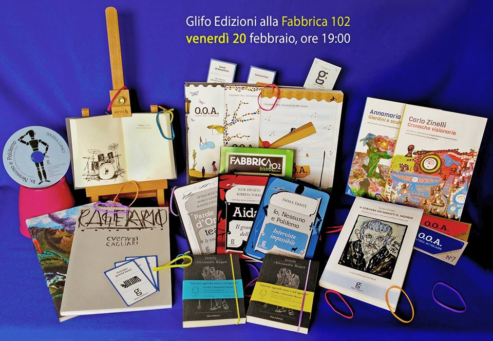 GLIFO EDIZIONI A FABBRICA102