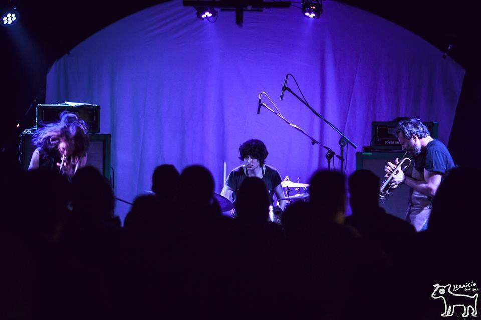 Ottone Pesante live@fabbrica102