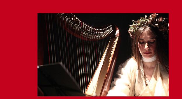 Legenda Celtica – concerto per arpa