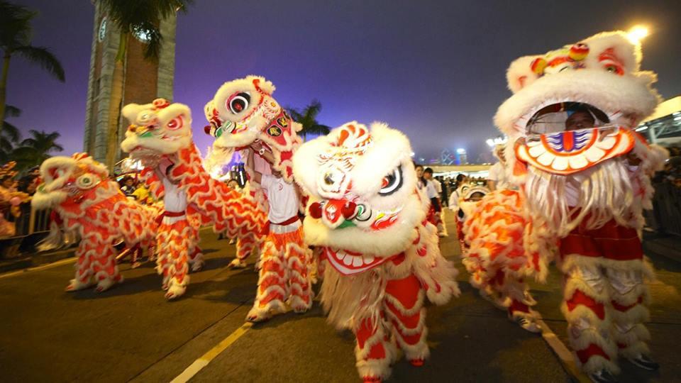 Depandanza #2 - Capodanno cinese (Negroski party)