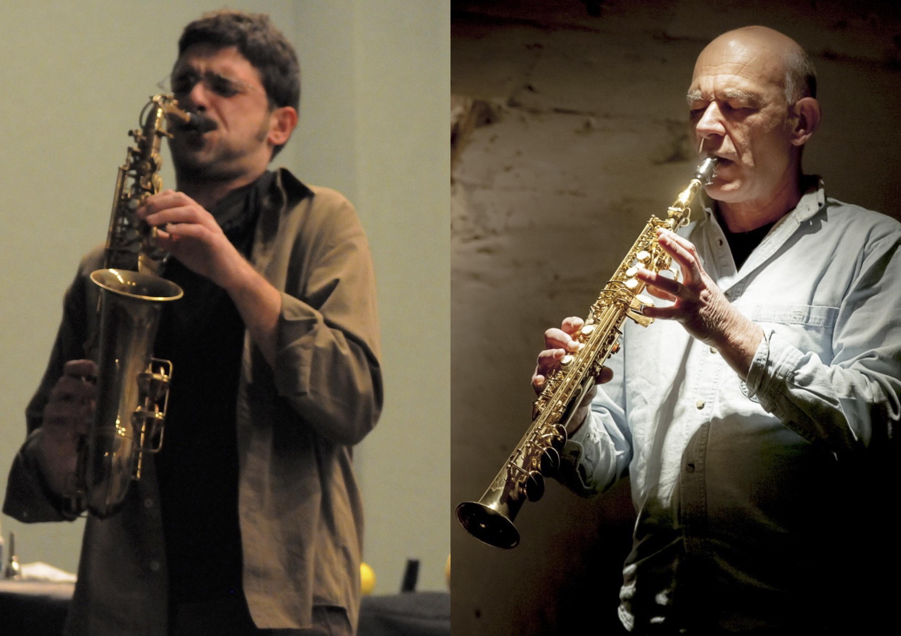 Michel Doneda e Davide Barbarino - Les Arbres