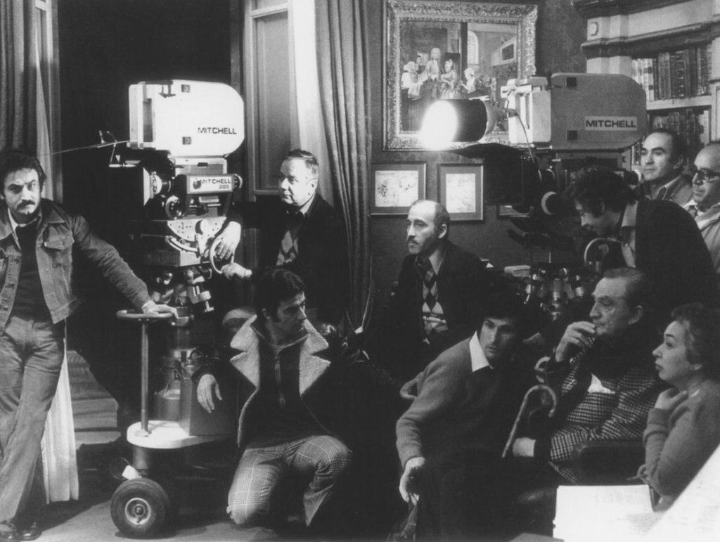 """""""Gruppo di famiglia in un interno"""" di Luchino Visconti"""