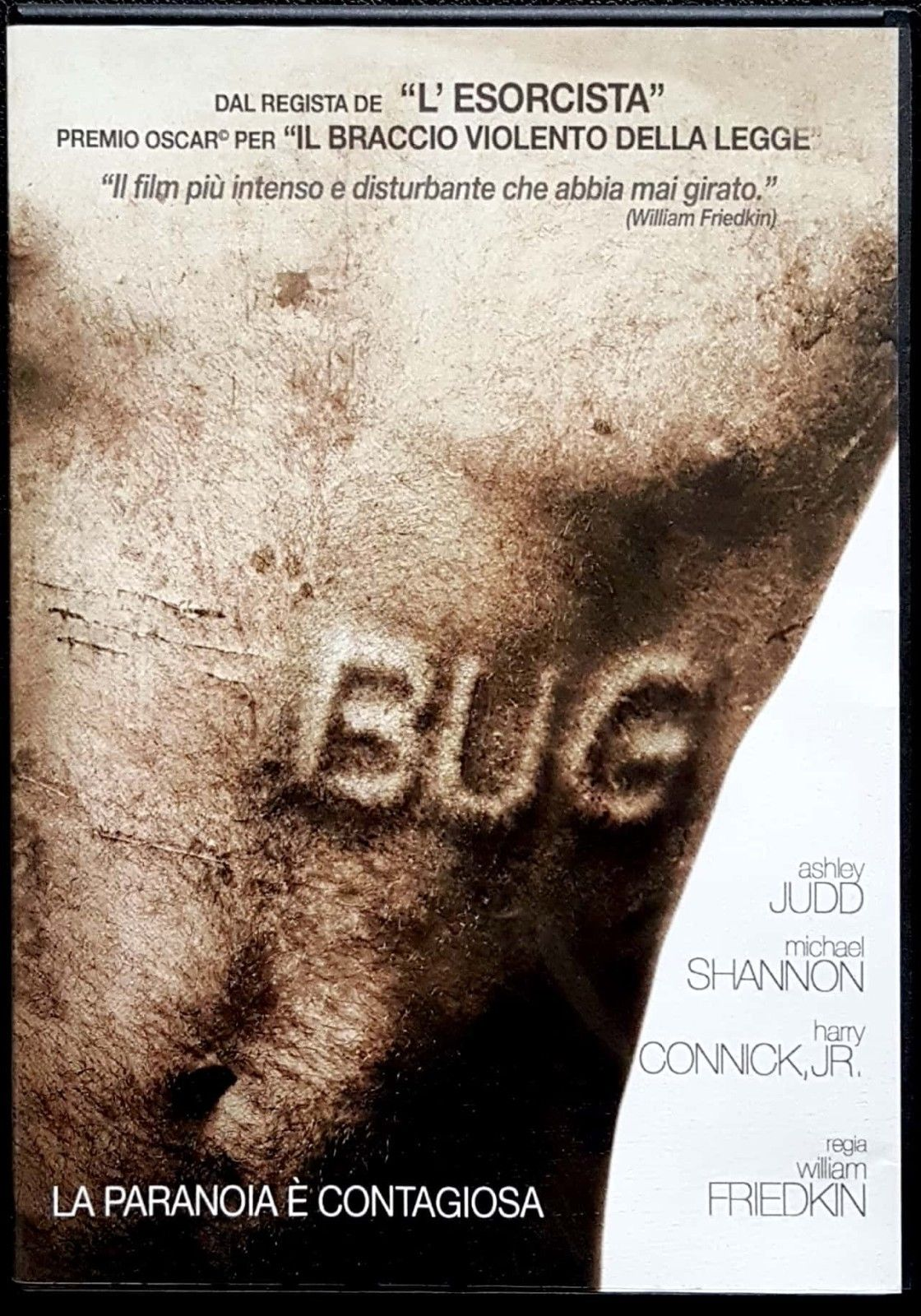 Ashley JUDD& William Friedkin: Bug (Incerto Cinema3)