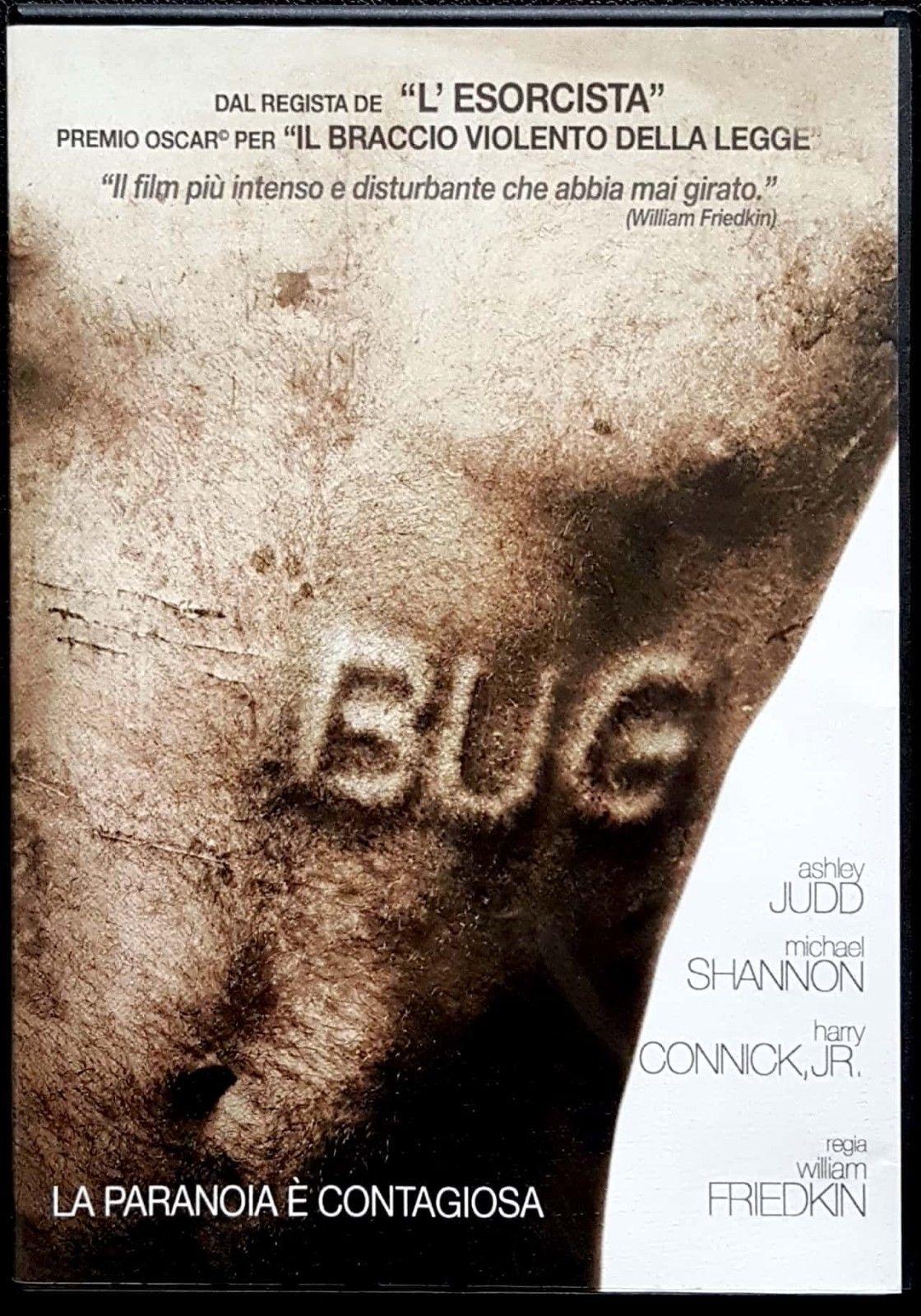 Ashley JUDD& William Friedkin: Bug (Incerto Cinema3)