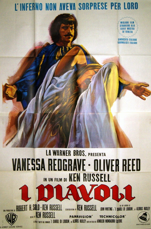 Vanessa Redgrave &Ken Russell: I Diavoli (InCertoCinema3)