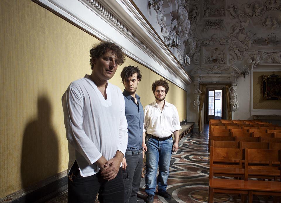 Giuseppe Urso Trio #Fabbrica102jazz