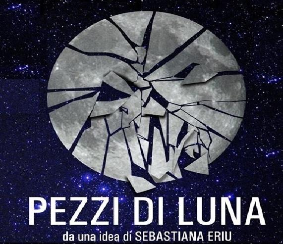 Pezzi di luna- Sebastiana Eriu