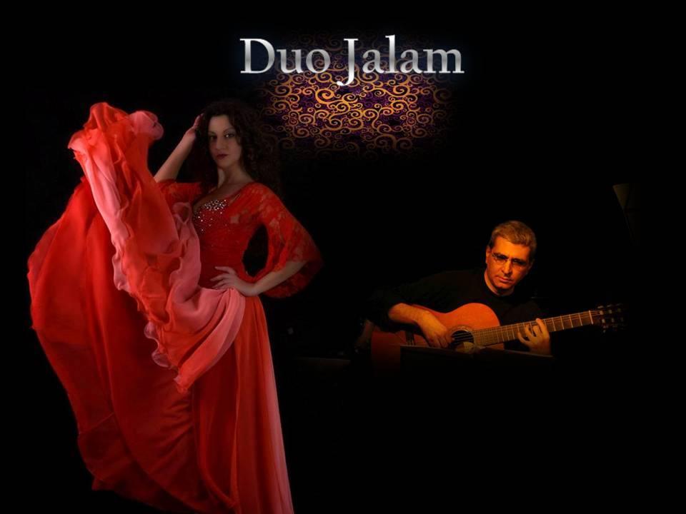 Duo Jalam - Evelina Lo Pilato e Carmelo Farina